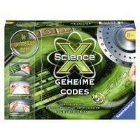 Geheime codes Science X mini