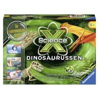 Dinosauriers Science X mini