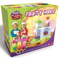 Kids Cook Fruity Hoops