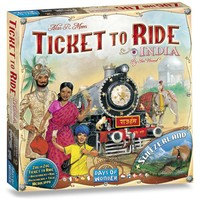 Ticket to Ride: India