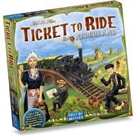 Ticket to Ride: Nederland