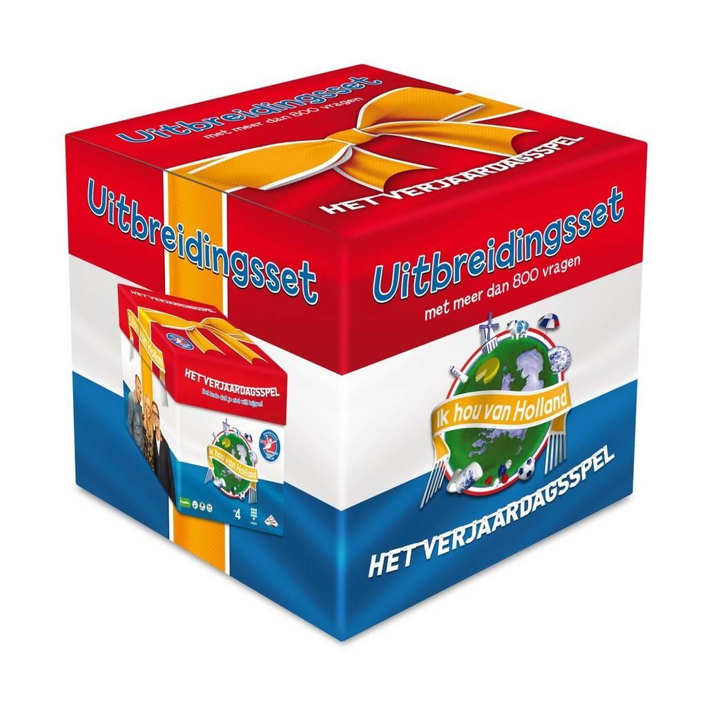 Verjaardagsspel ik hou van holland uitbreiding sinqel - Uitbreiding hoogte ...