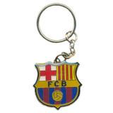 Sleutelhanger barcelona metaal logo