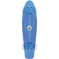 Skateboard Osprey single Retro Blue 57 cm/ABEC5