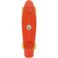 Skateboard Osprey single Retro Red 57 cm/ABEC5