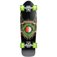 Skateboard Osprey groen feyenoord 71 cm/ABEC9