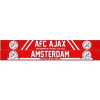 Sjaal ajax rood AFC