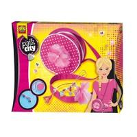 Pink City tas versieren SES