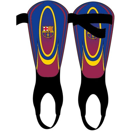 Barcelona FC Scheenbeschermer barcelona junior maat M