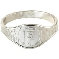 Ring feyenoord zilver reliëf