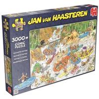Puzzel JvH: Wild Water Rafting 3000 stukjes