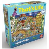 Puzzel That´s Life Venice: 1000 stukjes