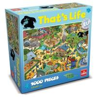 Puzzel That´s Life Zoo 1000 stukjes