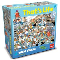 Puzzel That´s life Kitchen 1000 stukjes