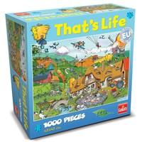 Puzzel That´s life Farm 1000 stukjes