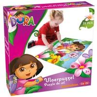Puzzel Dora vloer: 35 stukjes
