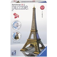 Puzzel Eiffeltoren 3d: 216 stukjes