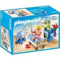 Playmobil 6660 Kraamkamer met babybed