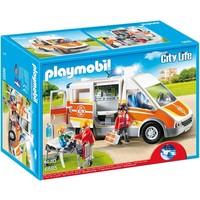 Playmobil 6685 Ziekenwagen met licht en geluid