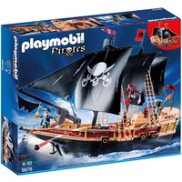 Playmobil 6678 Piraten aanvalsschip