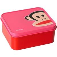 Lunchbox roze Paul Frank