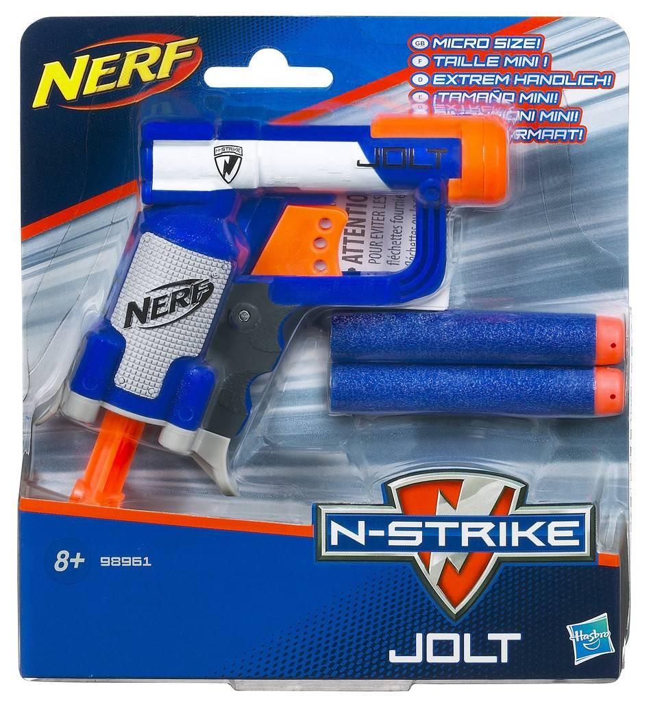 N-strike Elite Jolt Nerf