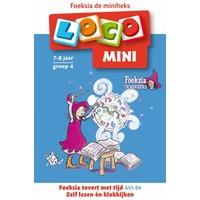 Lezen en klokkijken Foeksia Loco Mini