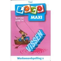Werkwoordspelling 2 Loco Maxi