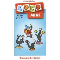 Dieren in het circus Loco Mini