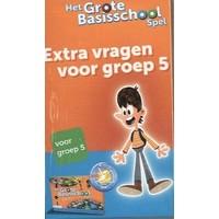 Uitbreidingvragen groep 5 Basisschoolspel