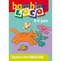 Spelen met Dikkie Dik Loco Bambino