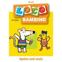Spelen met Muis Loco Bambino