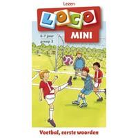 Voetbal eerste woorden Loco Mini