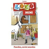 Paarden eerste woorden Loco Mini