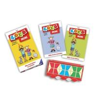 Pakket Loco Mini Eerste letter/woord