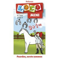 Paarden eerste sommen Loco Mini