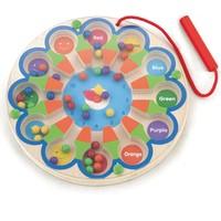 Klokspel magnetisch New Classic Toys 18x18x1 cm