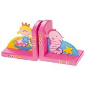 Boekensteunen zeemeermin Simply for Kids 13 cm.