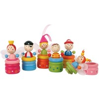 Melktandendoosje: piraten Simply for Kids 9x4 cm