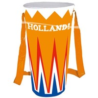 Opblaas drum holland: 35 cm