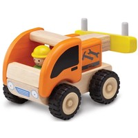 Voertuig Wonderworld Takelwagen 9x14x14 cm