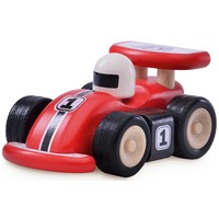 Voertuig Wonderworld Raceauto 7x14x14 cm