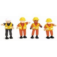 Wegwerkers Pintoy 11 cm