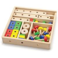 Constructie set New Classic Toys 31x31x6 cm