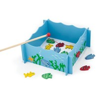 Magnetisch visspel New Classic Toys 25x19x4 cm