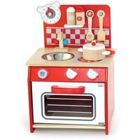 Keukentje hout New Classic Toys mini 31x24x42 cm