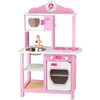 Keukentje hout New Classic Toys prinses 60x28x92 cm