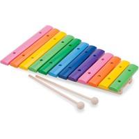 Xylofoon 12 tonen New Classic Toys 33x20x5 cm