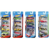 Giftset Hotwheels: 5-pack
