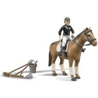 Figurenset paardrijden Bruder